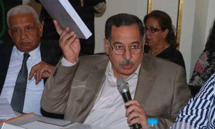 محسن الجبالي، رئيس مستثمري بني سويف