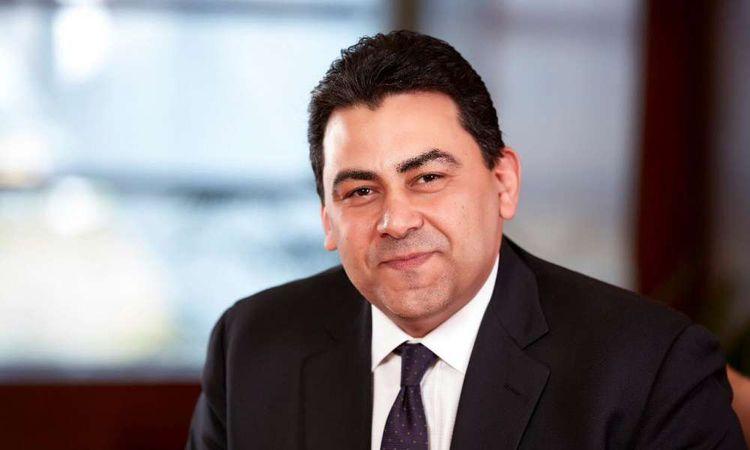 المهندس عادل حامد العضو المنتدب والرئيس التنفيذي للشركة