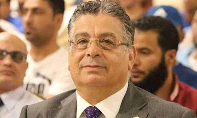 محمود العدل عضو مجلس إدارة إتحاد كرة اليد