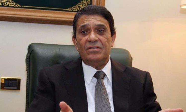 اللواء أحمد زكي عابدين رئيس شركة العاصمة الإدارية الجديدة
