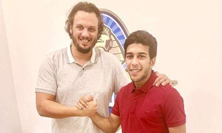 أحمد حمودي، لاعب النادي الأهلي السابق