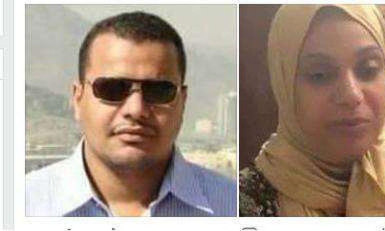 زوجة المهندس المصري علي القاسم