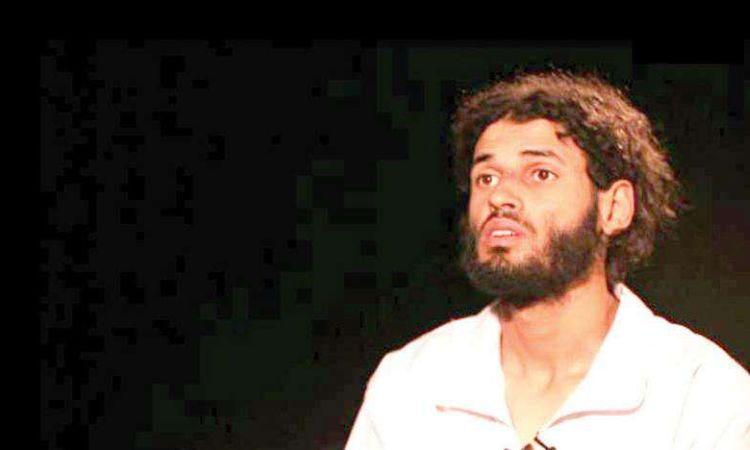 الإرهابي الليبي عبد الرحيم المسمارى