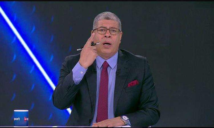 الإعلامي أحمد شوبير