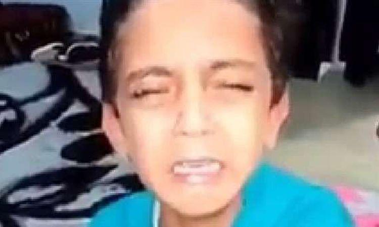صورة الطفل مروان
