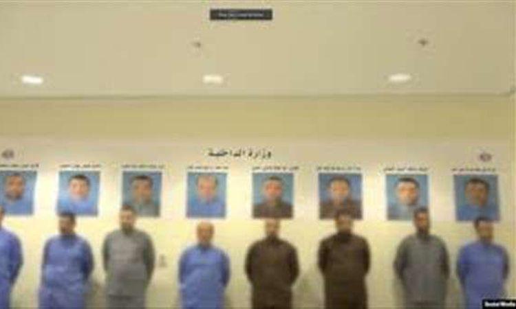 الخلية الإرهابية بالكويت