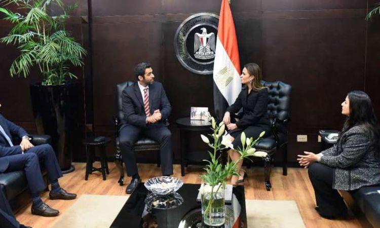 الدكتورة سحر نصر، وزيرة الاستثمار والتعاون الدولى