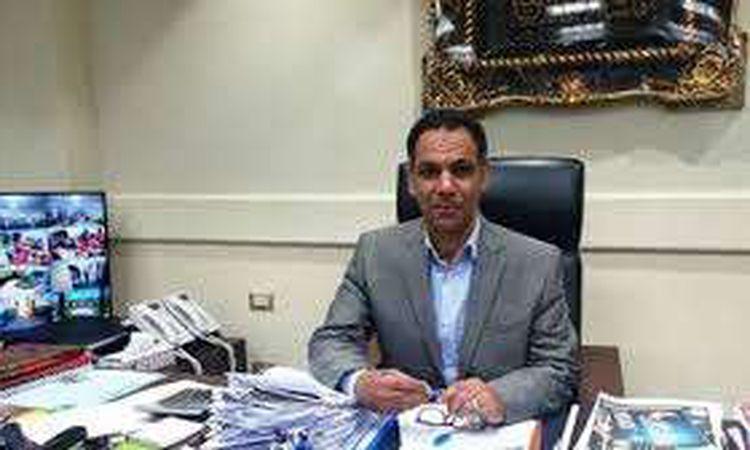المهندس عمار مندور، رئيس جهاز تنمية مدينة بدر