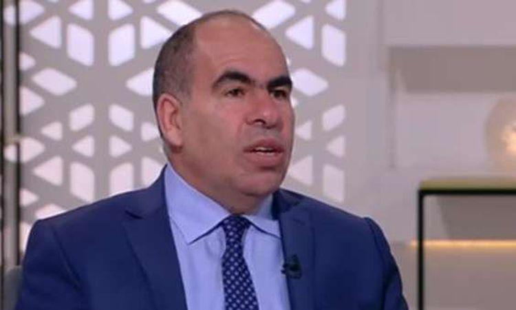 ياسر الهضيبى نائب رئيس حزب الوفد