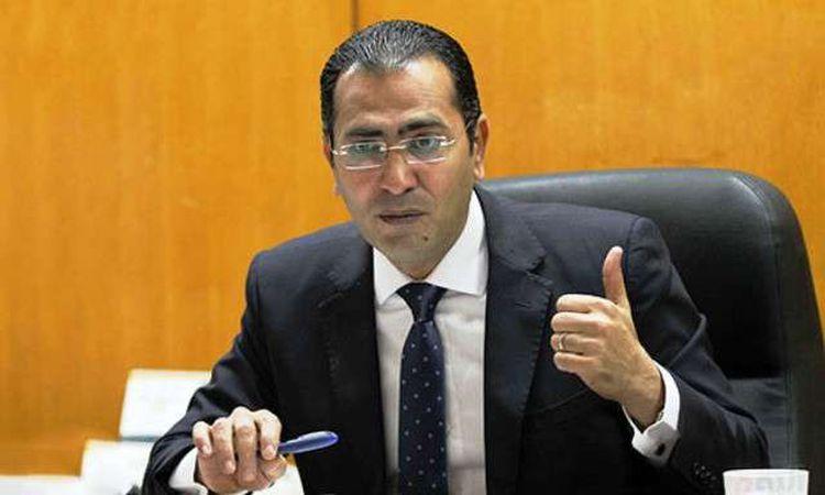 أيمن حسام الدين ـ مساعد وزير التموين