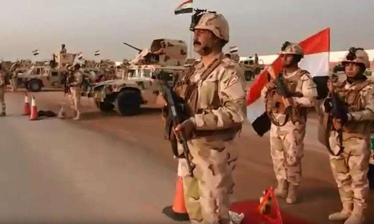 """إطلاق عملية """"أبطال العراق"""" (YouTube)"""