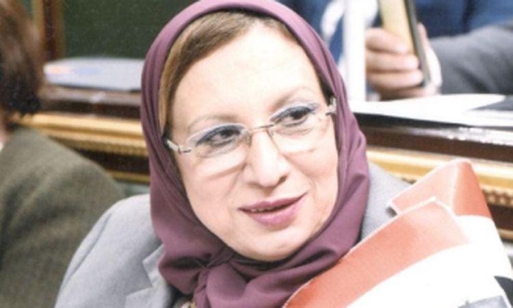 إيناس عبدالحليم عضو مجلس النواب