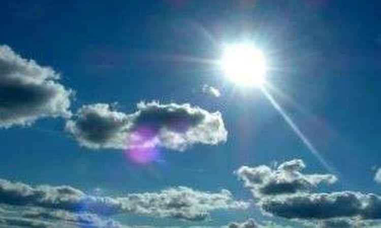 استقرار حالة الطقس حتى نهاية الاسبوع