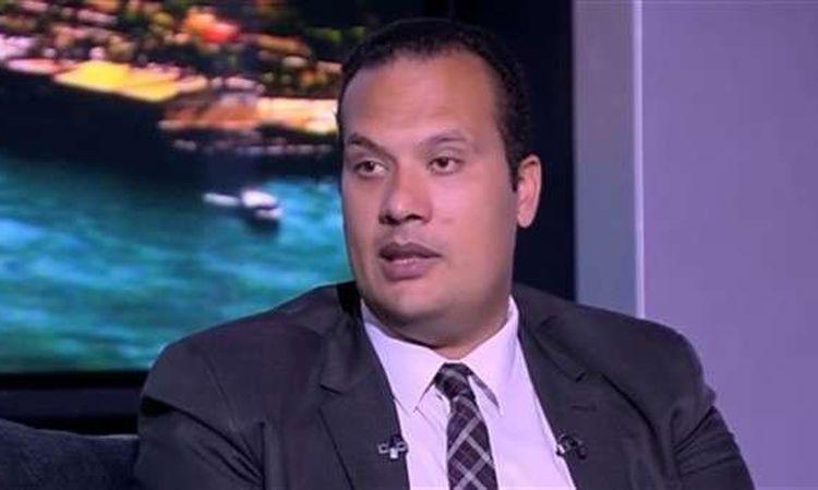 الدكتور محمد القرش المتحدث الرسمي باسم وزارة الزراعة واستصلاح الأراضي