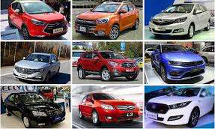 السيارات الصينية