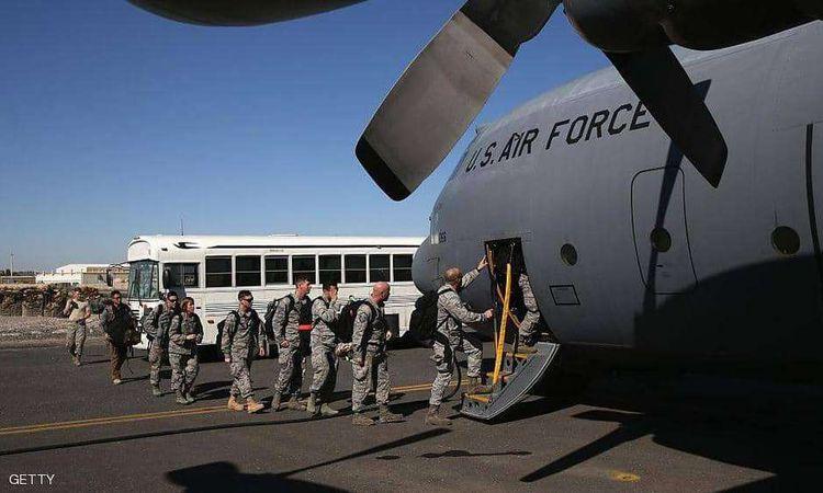 انسحاب القوات الأميركية من 15 قاعدة في العراق
