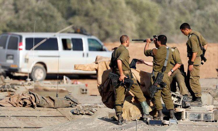 جنود اسرائيليين (Reuters)