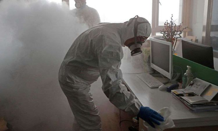 فيروس كورونا فى الكويت