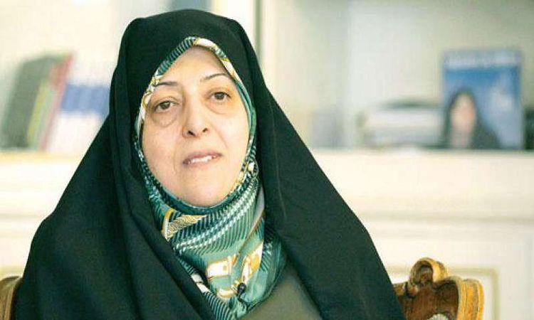 معصومة ابتكار نائبة الرئيس الإيراني لشؤون المرأة