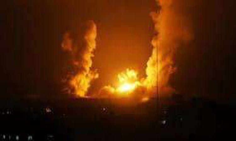 استهداف قاعدة للقوات الأمريكية بقذائف صاروخية في سوريا