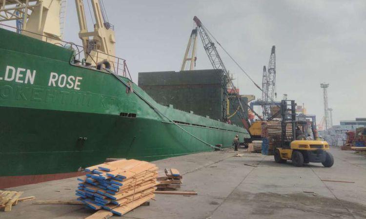استمرار العمل بمينائي الإسكندرية والدخيلة