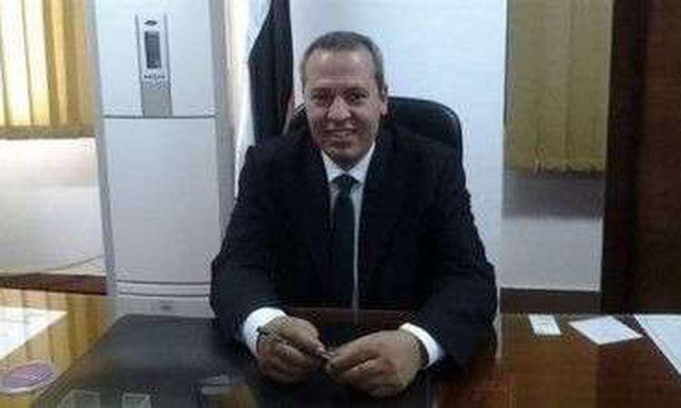 الدكتور سعد مكى وكيل صحة الدقهلية