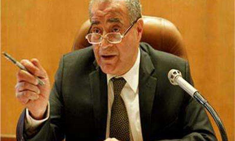 الدكتور علي المصيلحي وزير التموين