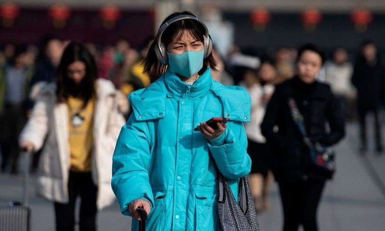 الصين تتخذ إجراء جديدا للحد من حالات الإصابة بكورونا الوافدة من الخارج