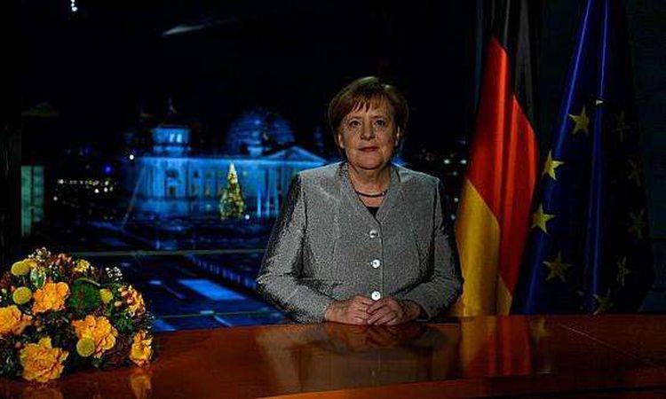 المستشارة الألمانية ميريكل