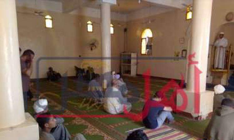مساجد الأقصر تشهد توافد طفيف بسبب فيروس كورونا