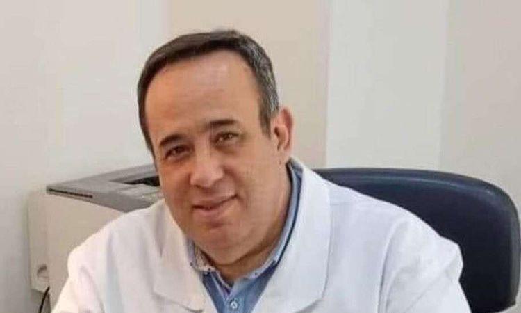 وفاة طبيب التحاليل دكتور أحمد اللواح إثر إصابته بكورونا في بورسعيد