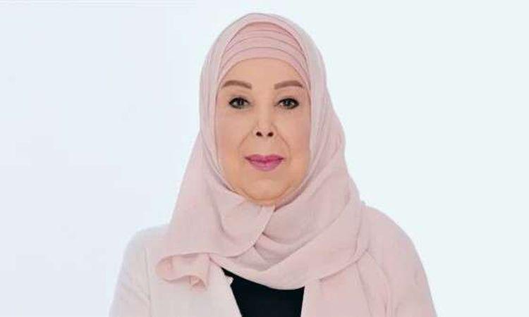 الفنانة رجاء الجداوي