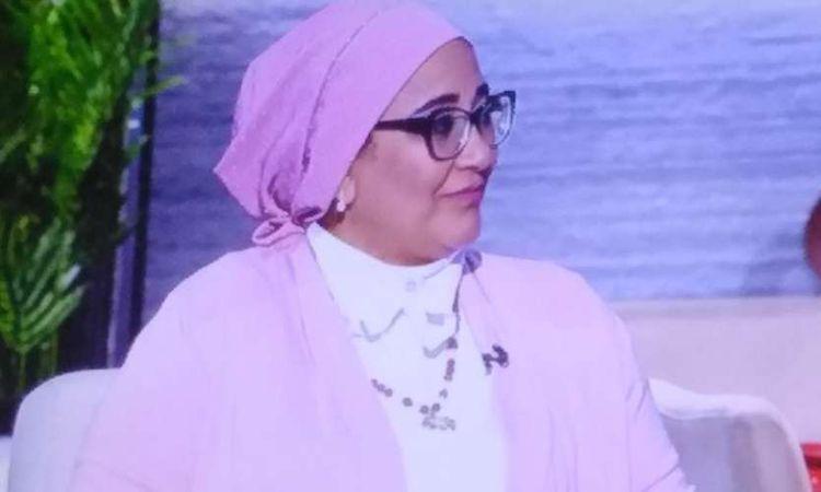 ريم عماد دكتورة بمعهد الاورام