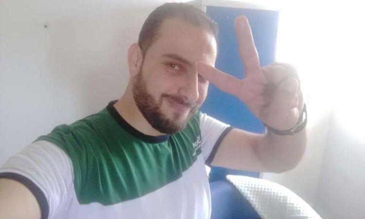 دكتور أحمد فرح اول طبيب يتعافى من كورونا فى بورسعيد