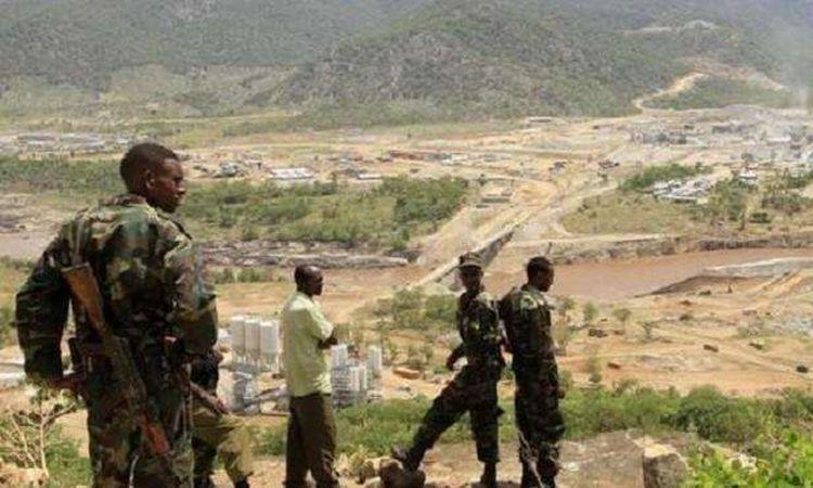 الحدود السودانية الأثيوبية