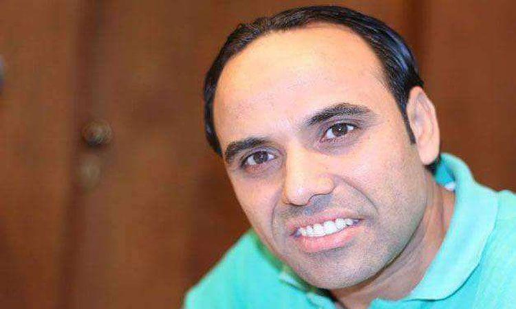 الكاتب الصحفي خالد كامل