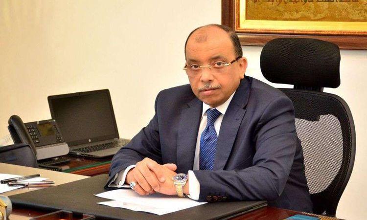 اللواء محمود شعراوي، وزير التنمية المحلية