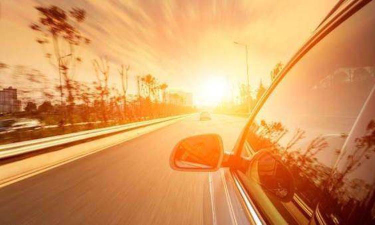 تأثير أشعة الشمس على السيارات- أرشيفية