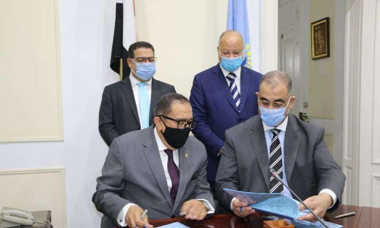 تأمين ميدان التحرير بمحافظة القاهرة