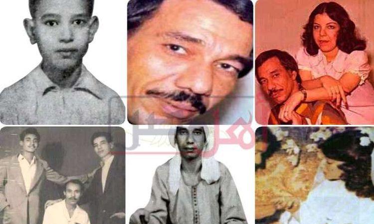 صور للشاعر أمل دنقل ابن قنا عبر محطات حياته