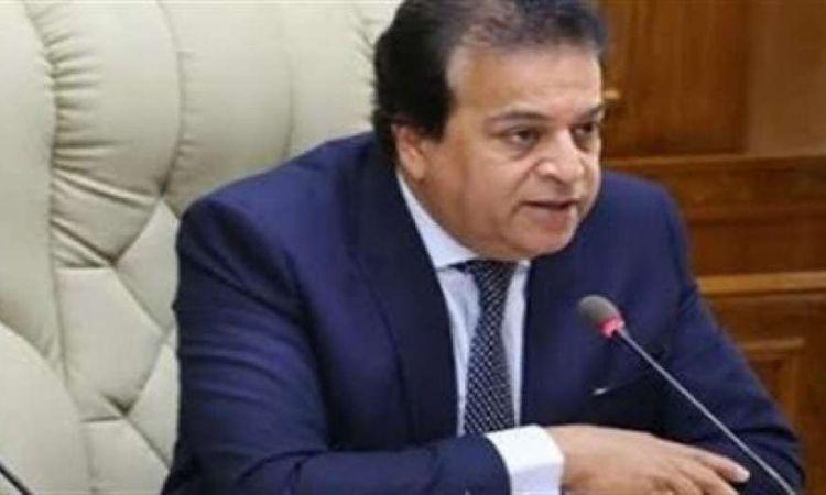 """وزير التعليم العالي من افتتاح """"بشاير الخير: انحسار انتشار فيروس كورونا بدءا من 7 يونيو المقبل"""
