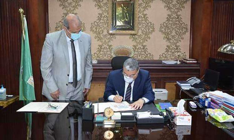 نتيجة الشهادة الإعدادية في محافظة المنيا