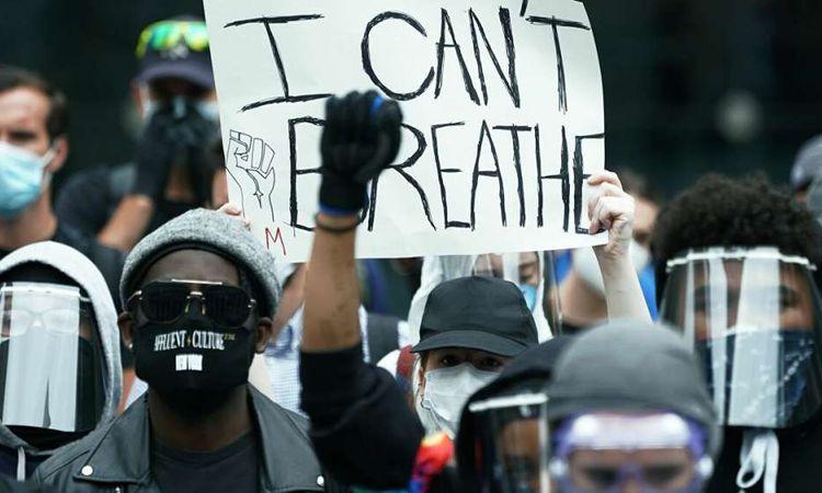 احتجاجات أمريكا
