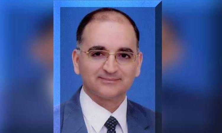الدكتور حمدي عمارة نائب رئيس جامعة مدينة السادات
