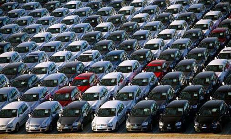 سيارات مجمعة- أرشيفية