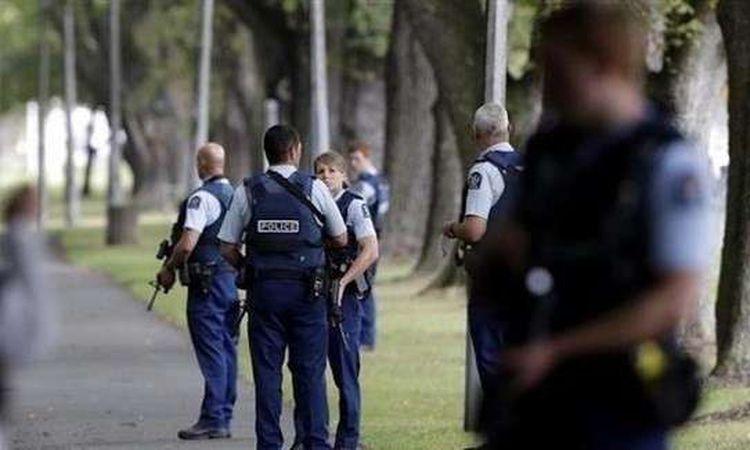 شرطيين في نيوزيلندا