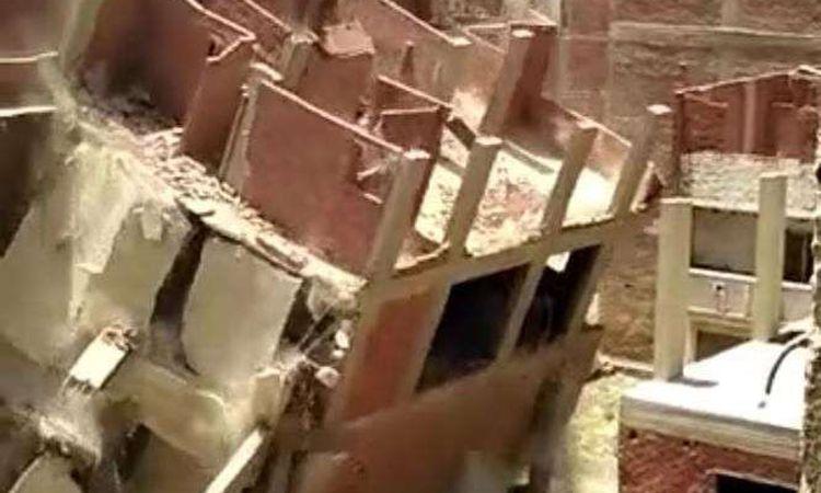محافظة الجيزة: إزالة ١٥ عقارًا مخالف بالأحياء وبرج بالحوامدية وفيلا بالبدرشين