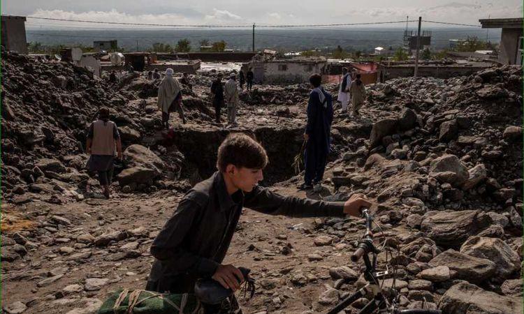 تفجيرات أفغانستان