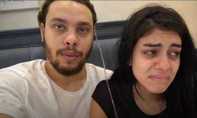 أحمد حسن وزينب محمد