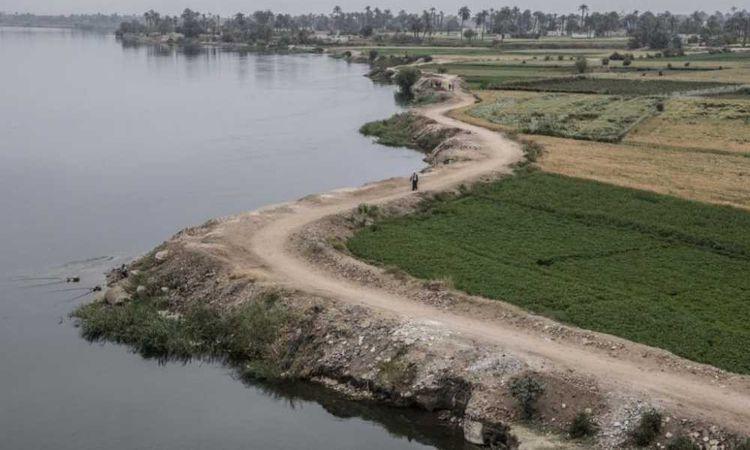 الري: تحذيرات فيضان النيل للعاملين بالزراعة